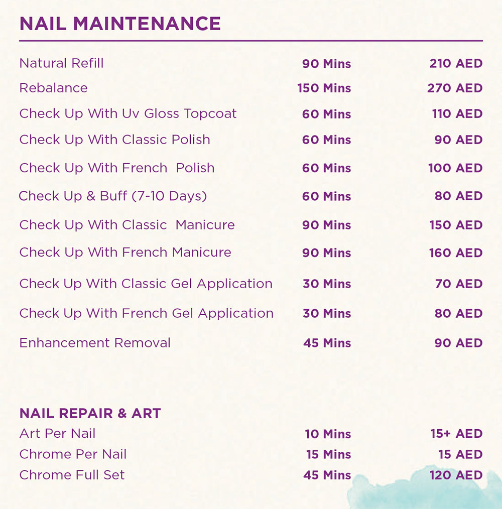 Nail Art - Nail refill _ nail repair
