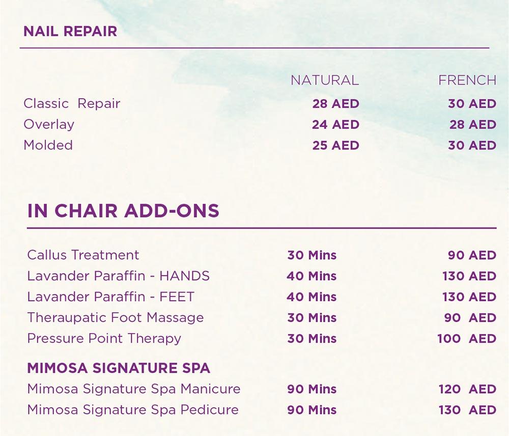 Classic Treatment - Signature Spa Manicure and Pedicure