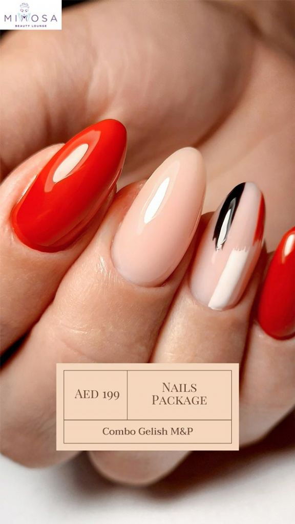 Nails Package Offers